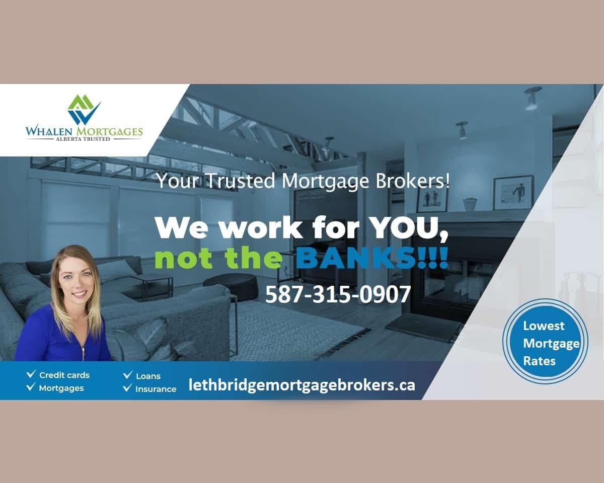 Mortgage Renewal Lethbridge   Mortgage Refinance Lethbridge   Mortgage Brokers Lethbridge   Mortgage Lethbridge